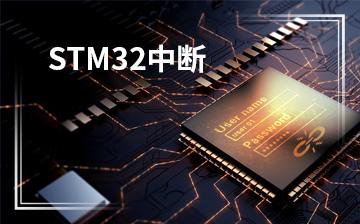 【人工智能视频教程】STM32中断_物联网课程
