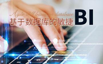 基于數據庫的敏捷BI