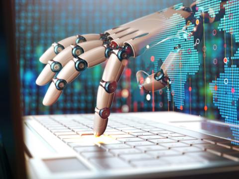 人工智能项目实战:终结者
