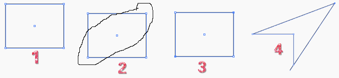 Illustrator套索工具使用方法应用演示详细教程