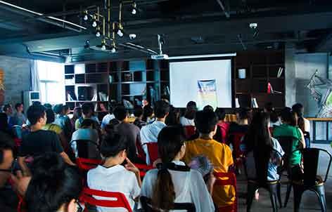 【职坐标学员视频】学生代表张同学对未来的展望