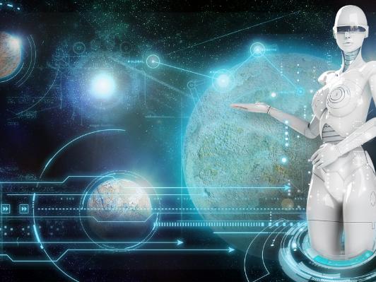 机器人之碧桂园产城��背�:布局智能制造,瞄准机器人