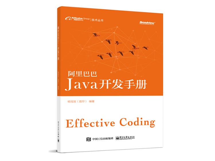 阿里巴巴Java开发手册 杨冠宝 著 电子工业出版社  9787121332319