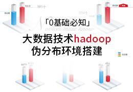 0基础必知 大数据技术hadoop伪分布式环境搭建