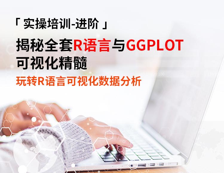 【进阶】 揭秘全套R语言与GGPLOT可视化精髓 玩转R语言可视化数据分析