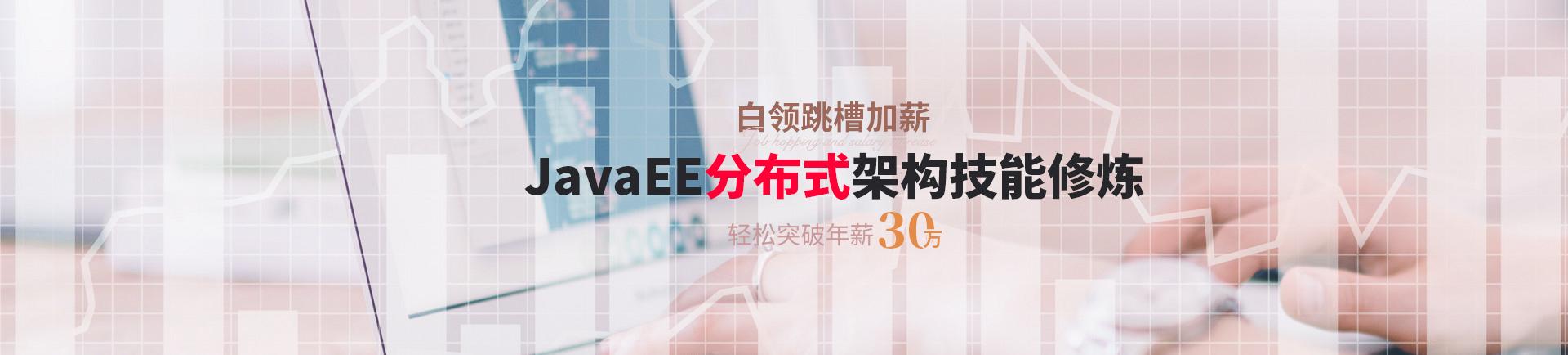 JavaEE分布�架构技能修炼 轻��破年薪30万