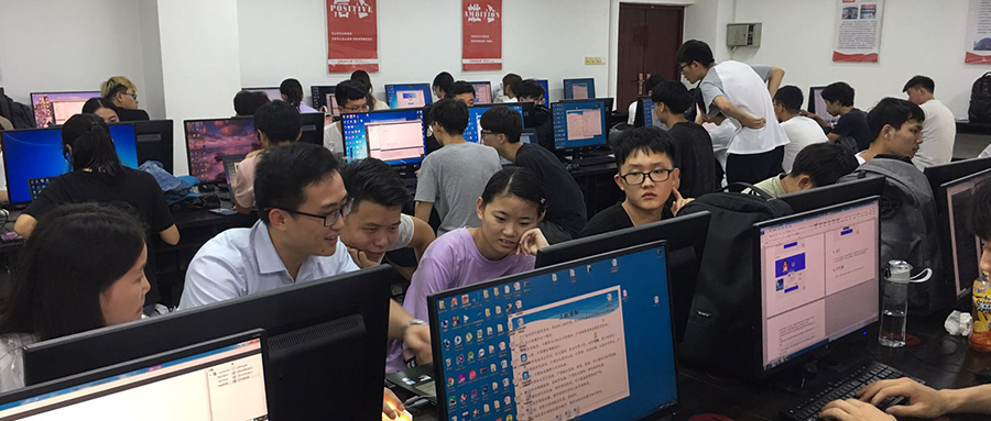 职坐标助力河南大学人脸识别实训项目圆满落幕