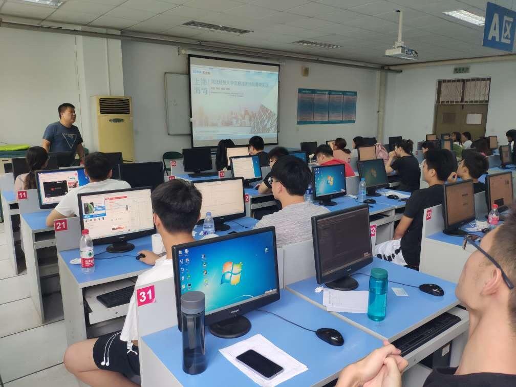 职坐标助力河北经贸大学IT项目实训圆满落幕
